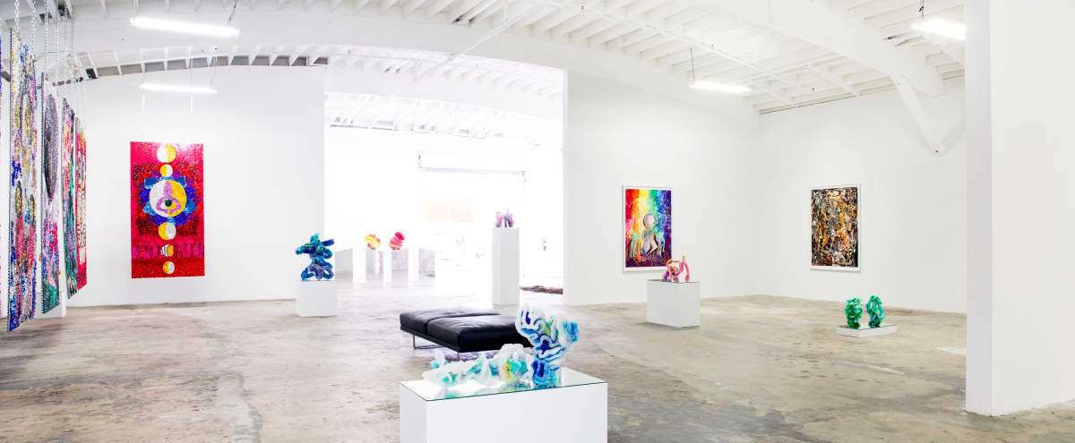 Art Gallery Calendar Los Angeles : Contemporary art gallery exhibition space los angeles ca